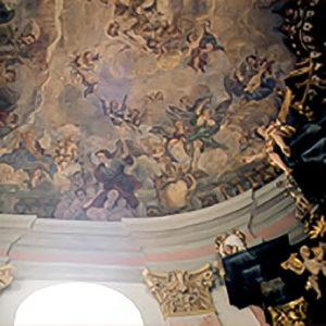 Restaurierung Wönchberg